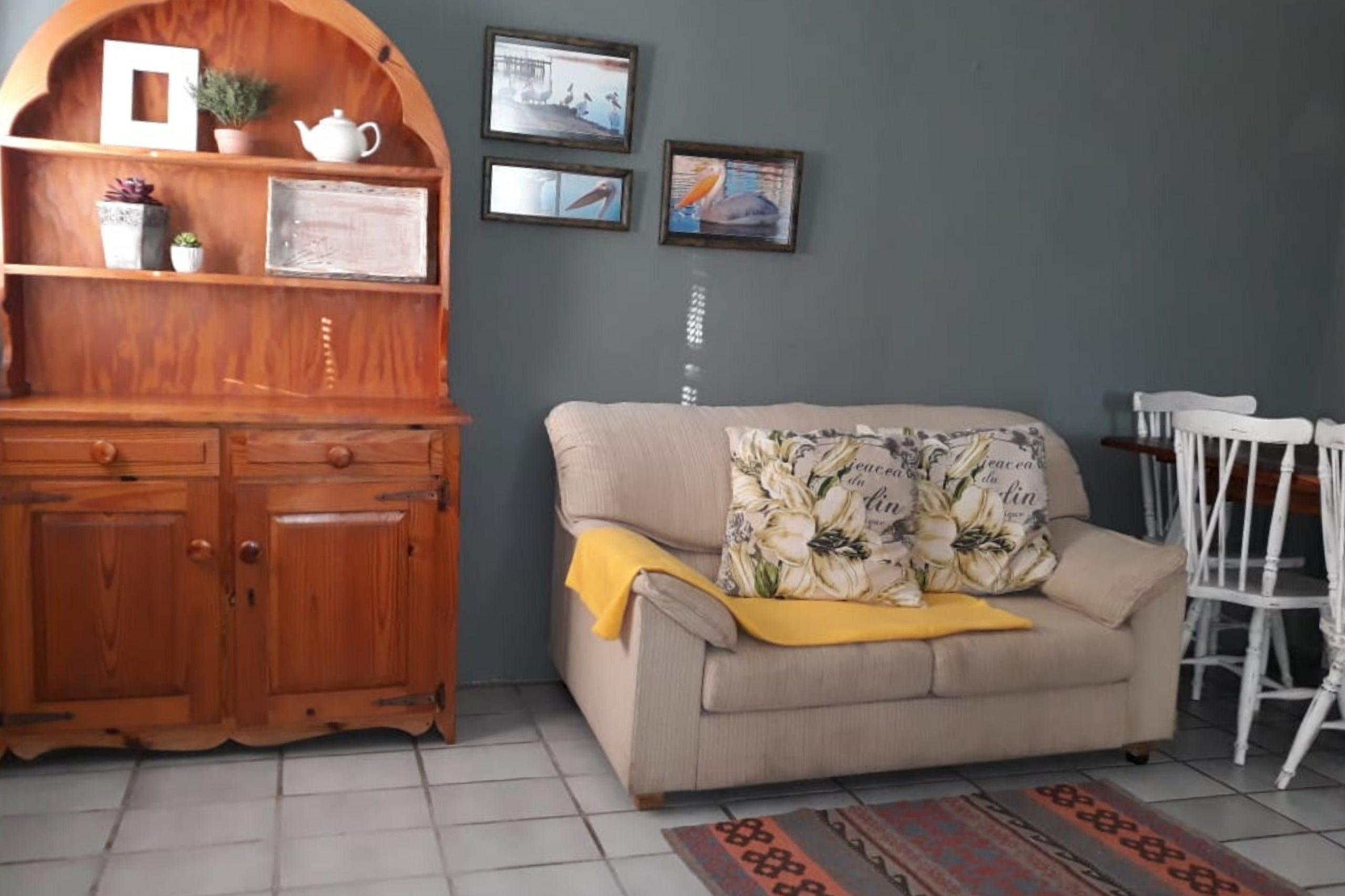 Kuifkopvisvanger - Ou Huis in Velddrif, Berg River 2