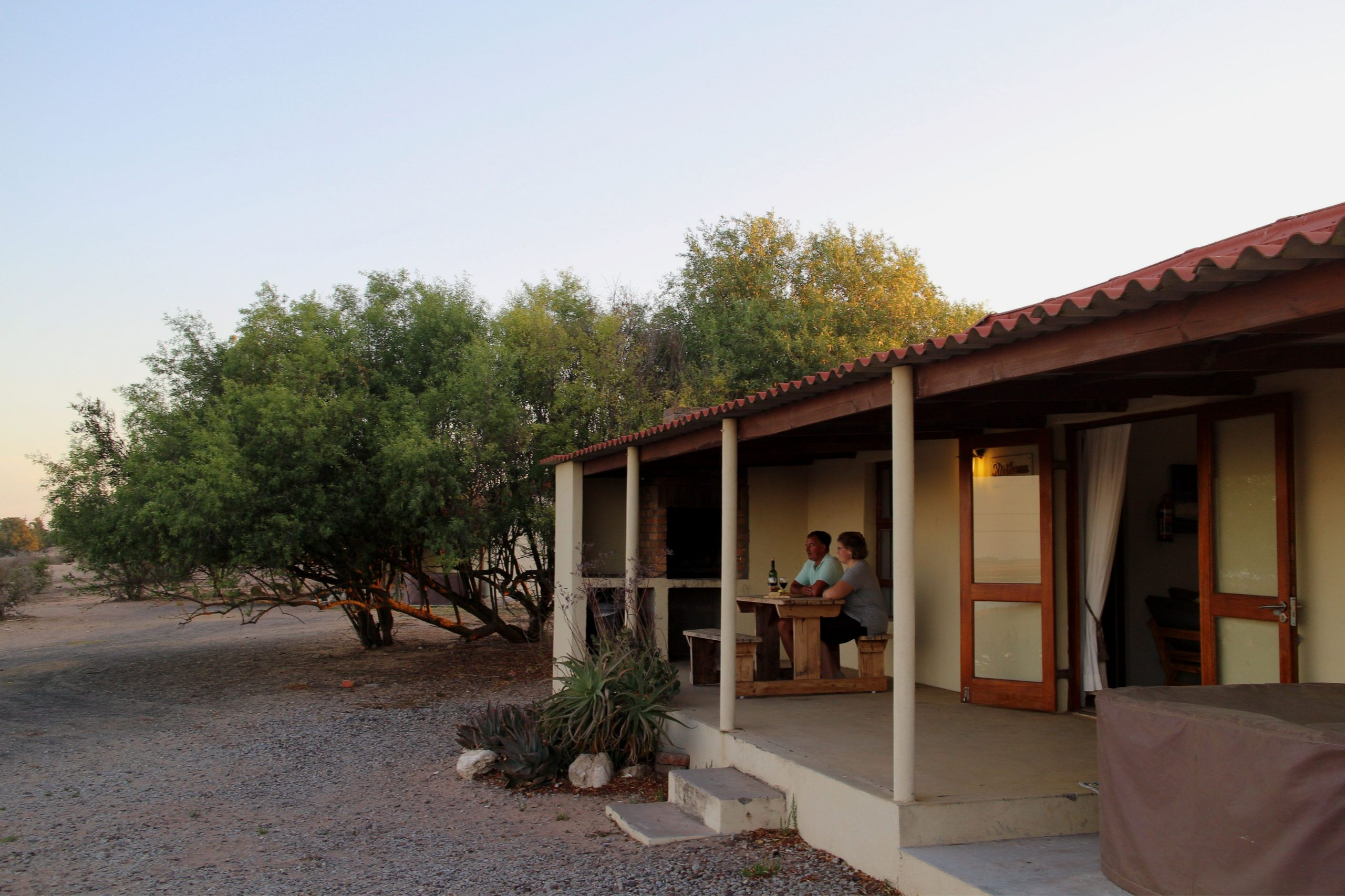 Kuifkopvisvanger - Riethaan, self catering accommodation in Velddrif, Berg River 1