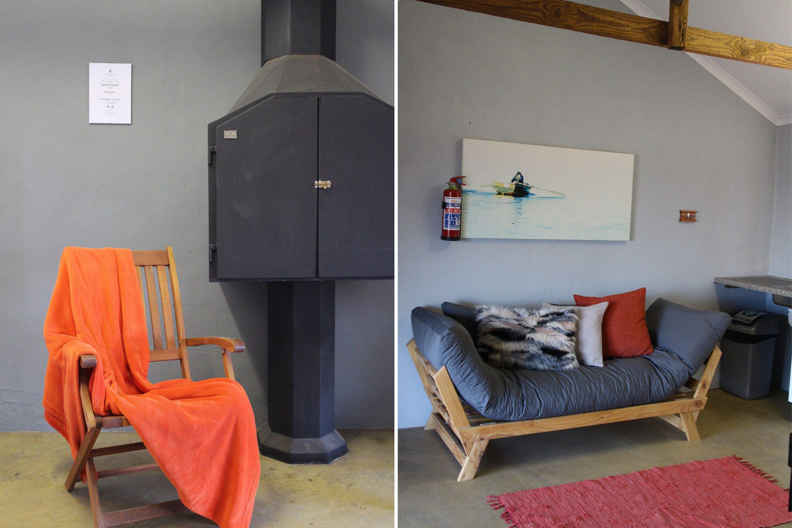 Kuifkopvisvanger - Rooireier, self catering accommodation in Velddrif, Berg River 4