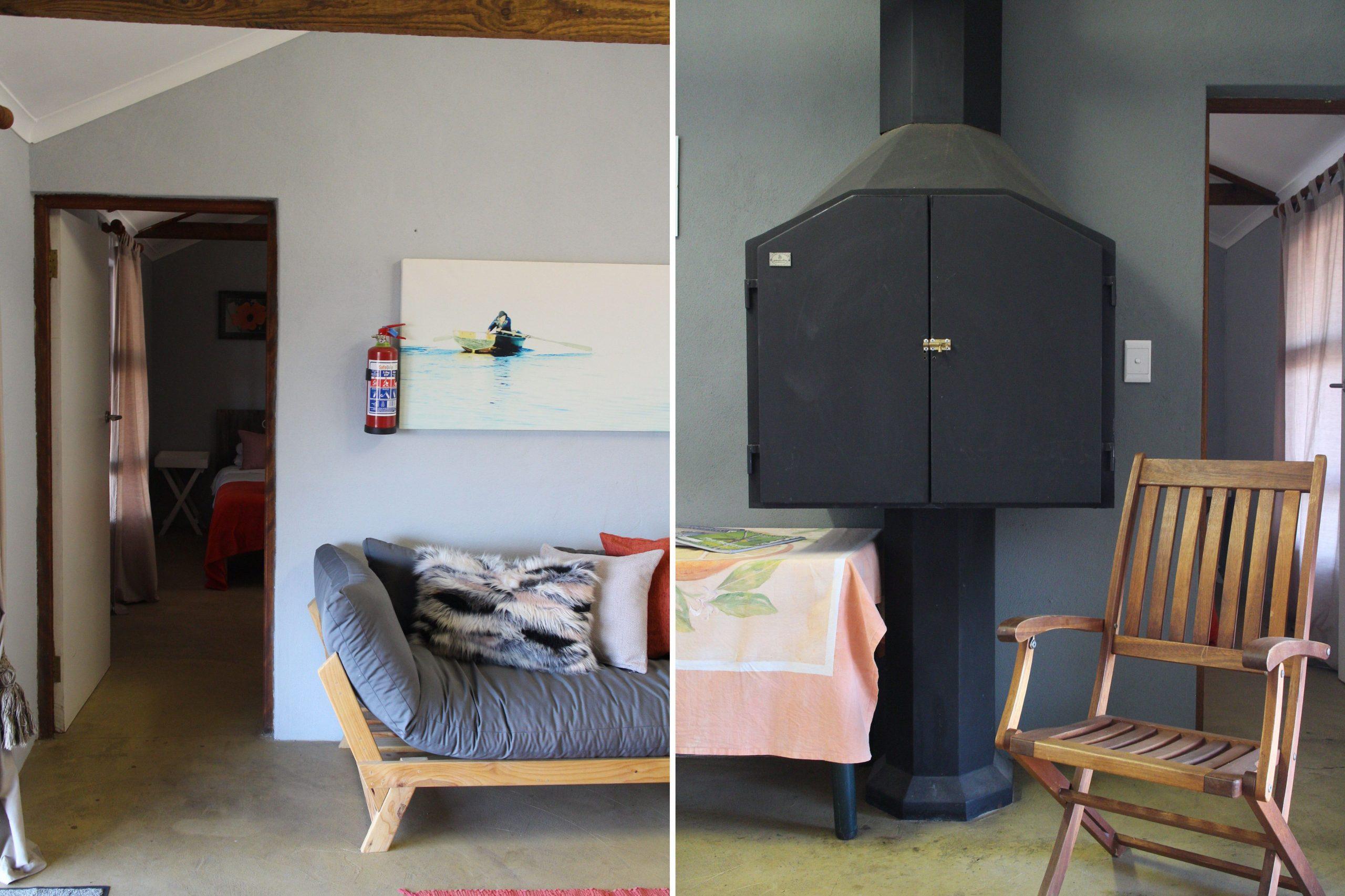 Kuifkopvisvanger - Rooireier, self catering accommodation in Velddrif, Berg River 6