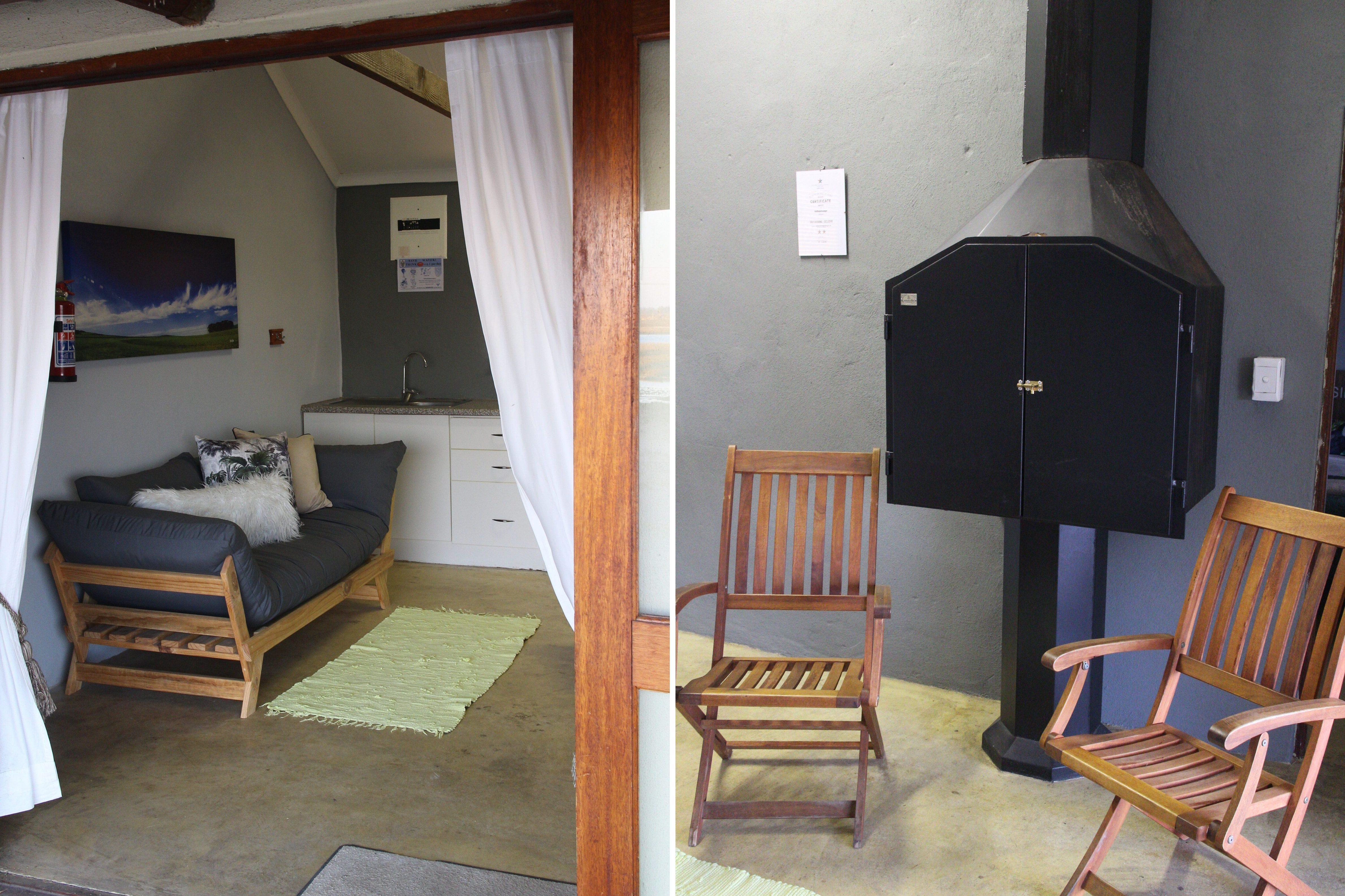 Kuifkopvisvanger - Riethaan Cottage, self catering accommodation in Velddrif, Berg River 16